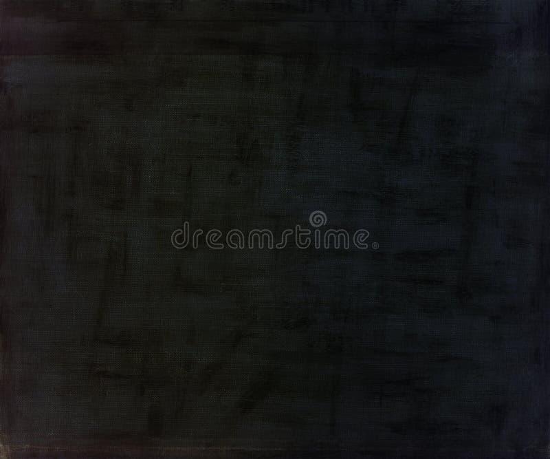 Fondo negro del grunge imagen de archivo libre de regalías