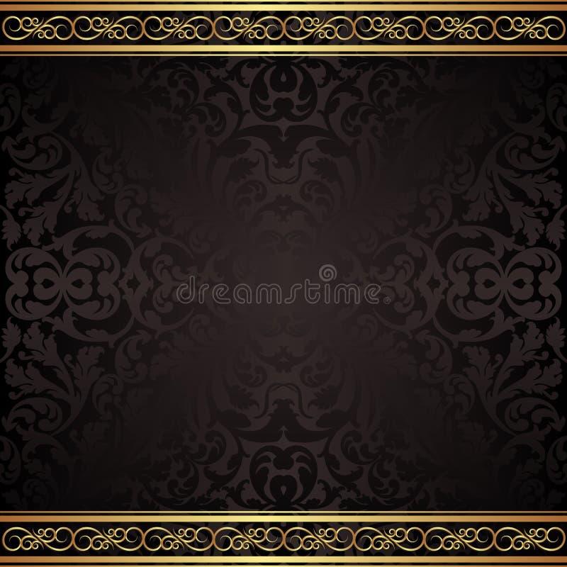 Fondo nero royalty illustrazione gratis