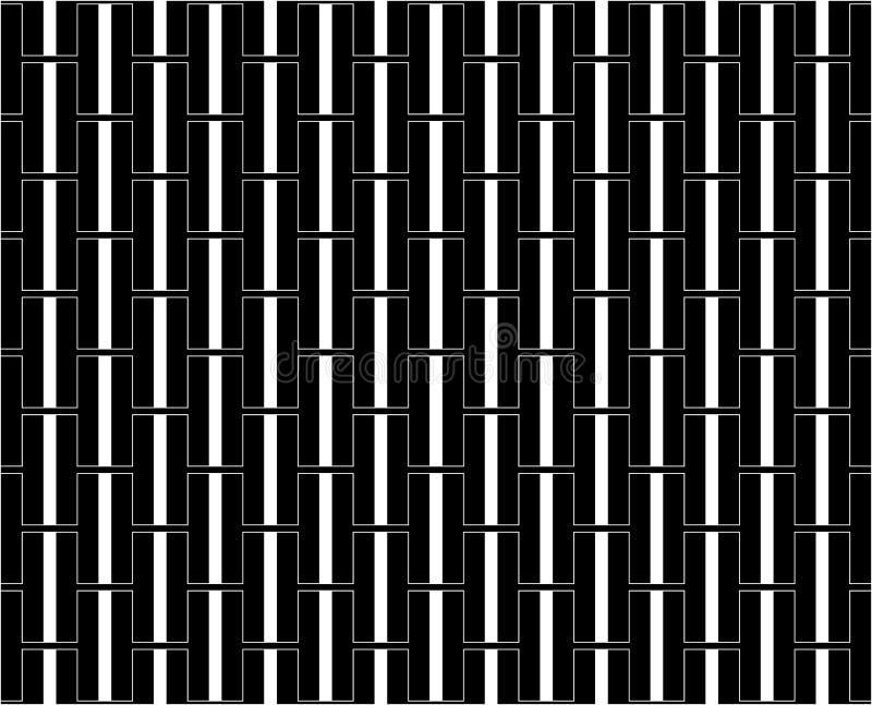 Fondo nero del modello di alfabeto di H royalty illustrazione gratis