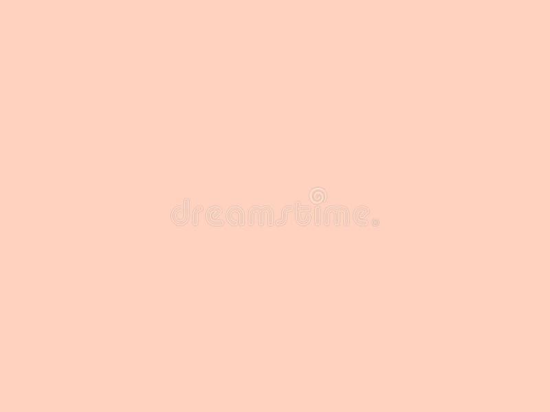 Fondo normale dell'albicocca Carta da parati rosa-chiaro fotografia stock
