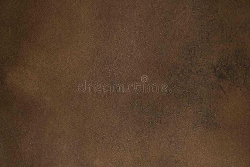 Fondo, nubuck del cuero de la textura fotografía de archivo