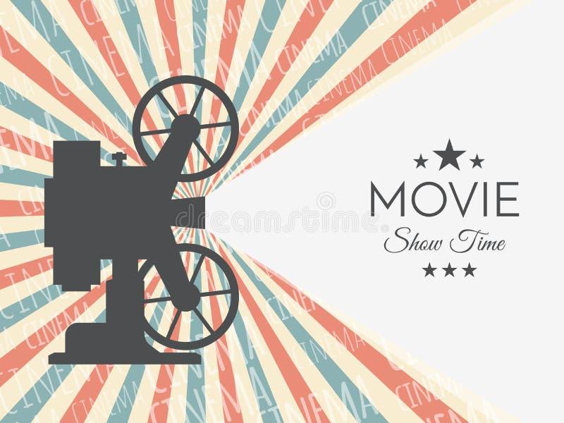 Fondo O Bandera Del Cine Plantilla Del Boleto Del Aviador De La ...