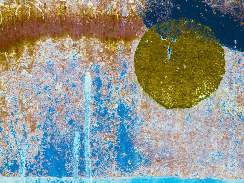 Fondo o bokeh abstracto borroso colorido fotografía de archivo