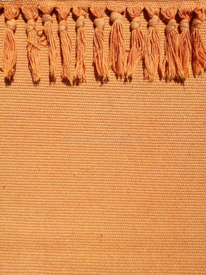 Fondo o carta da parati arancio fotografia stock