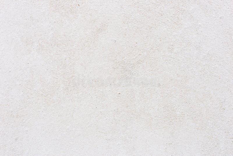 Fondo o struttura bianco della parete dello stucco immagini stock