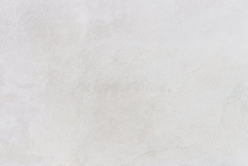 Fondo o struttura bianco della parete dello stucco immagine stock