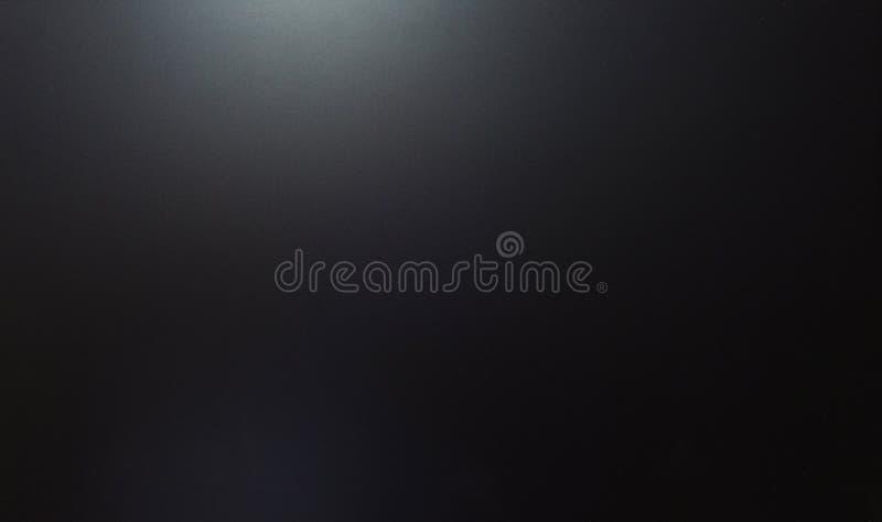 Fondo di cuoio scuro nero fotografie stock