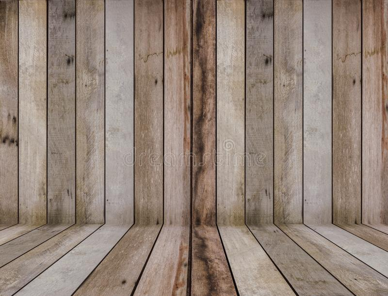 Fondo o struttura di legno della parete fotografie stock