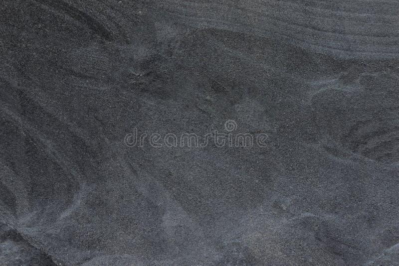 Fondo o struttura nero grigio scuro dell'ardesia immagine stock