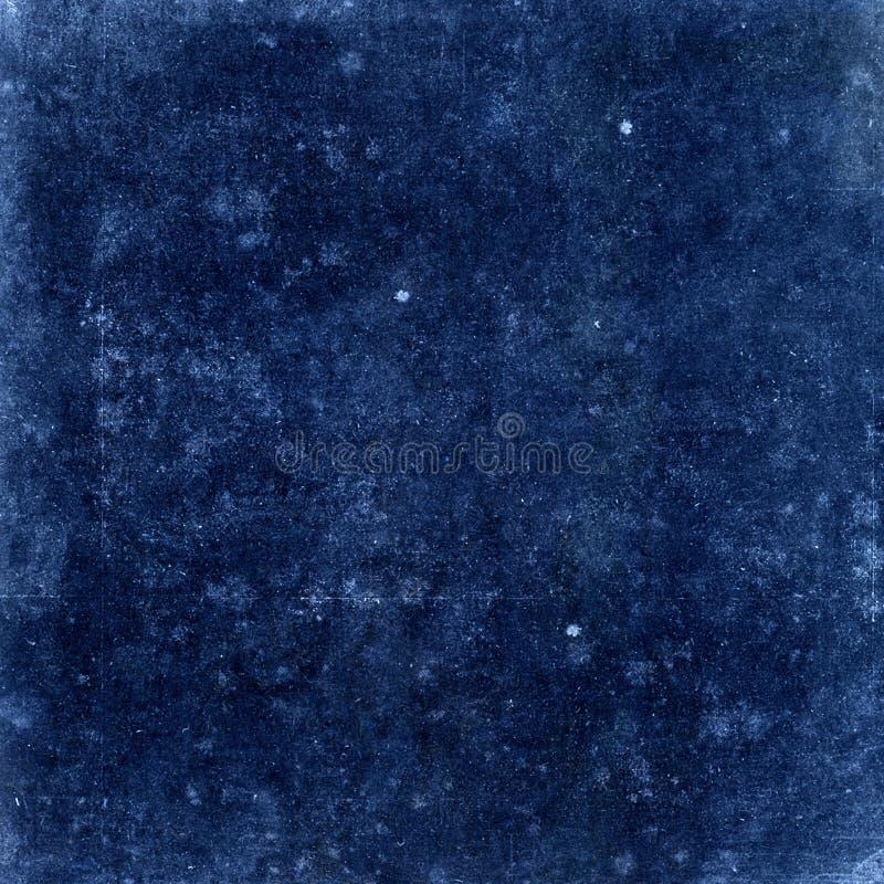 Fondo o textura azul marino del grano libre illustration