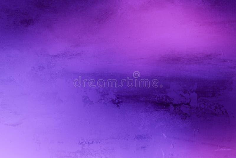 Fondo o textura intenso púrpura de la lona foto de archivo libre de regalías