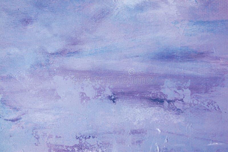Fondo o textura púrpura de la lona imágenes de archivo libres de regalías