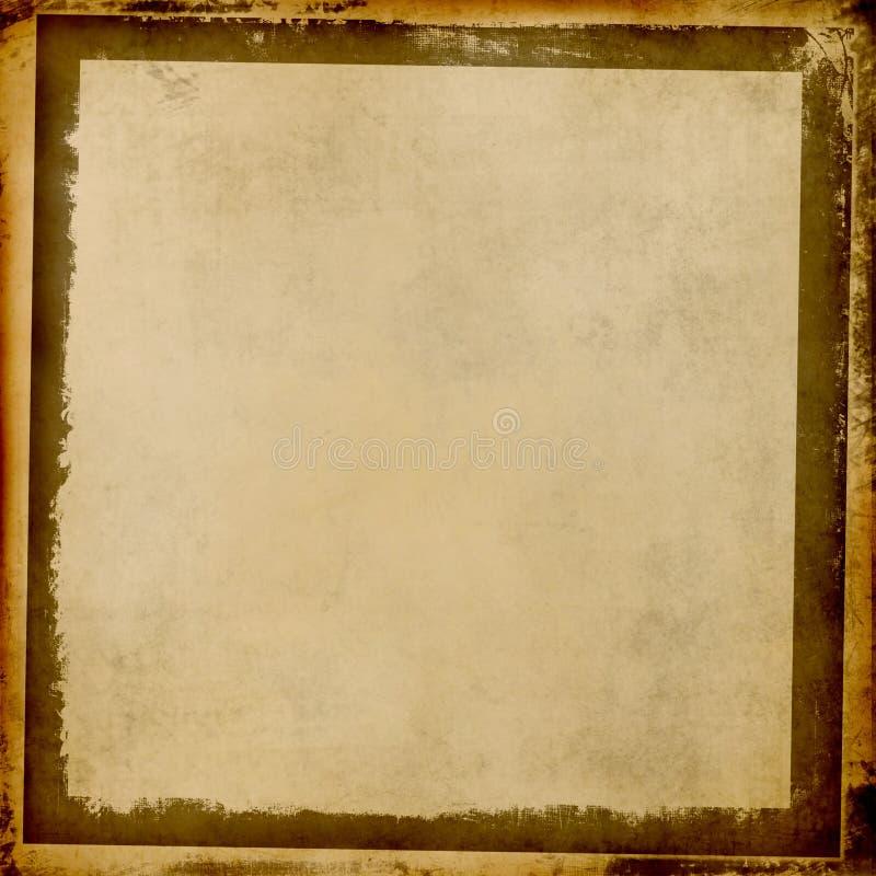 Fondo occidental de la sensación de Grunge imágenes de archivo libres de regalías