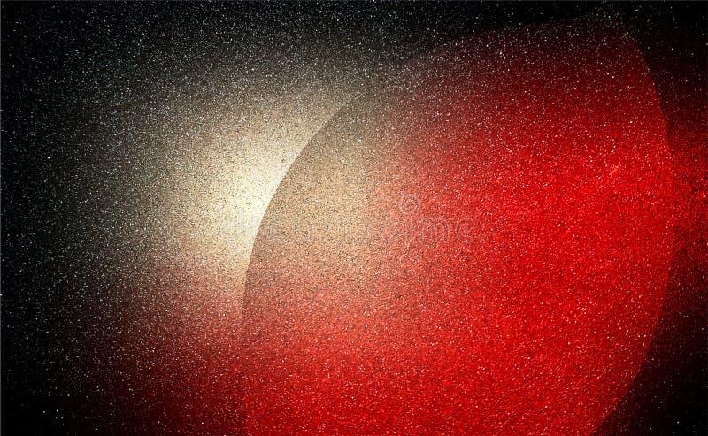 Fondo ondulado multicolor del extracto con texturas sombreadas Papel pintado del fondo fotografía de archivo libre de regalías
