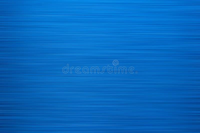 Fondo orizzontale blu illustrazione vettoriale