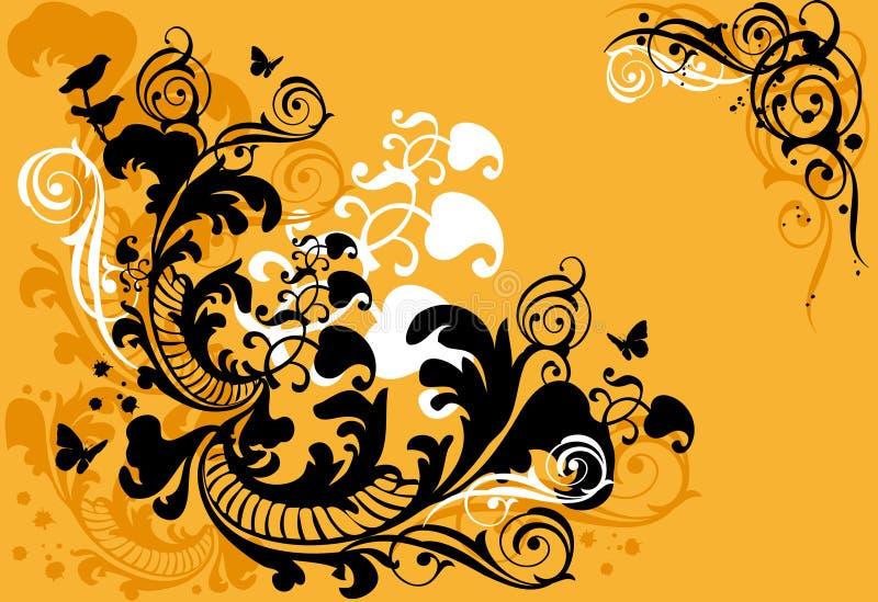 Fondo ornamental libre illustration