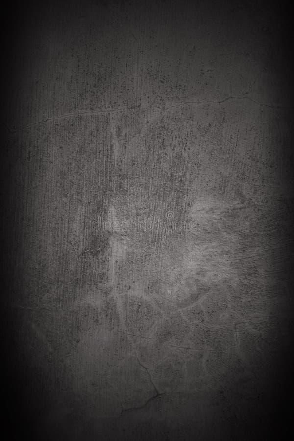 Fondo oscuro de la pared del grunge foto de archivo libre de regalías