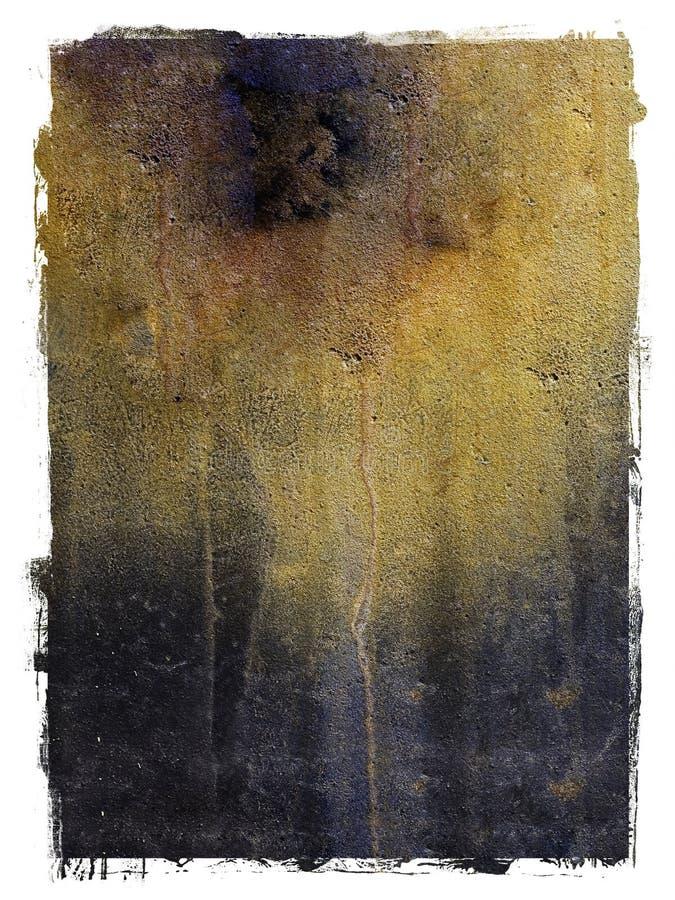 Fondo oxidado sucio del metal imagen de archivo libre de regalías