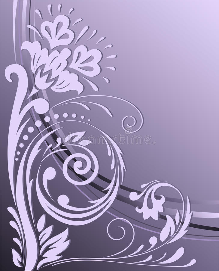 Fondo púrpura libre illustration