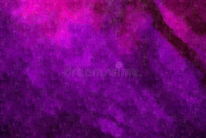 Fondo púrpura abstracto imagen de archivo libre de regalías