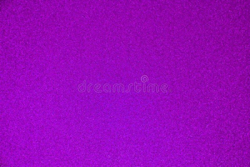 Fondo púrpura abstracto del brillo del centelleo fotos de archivo libres de regalías