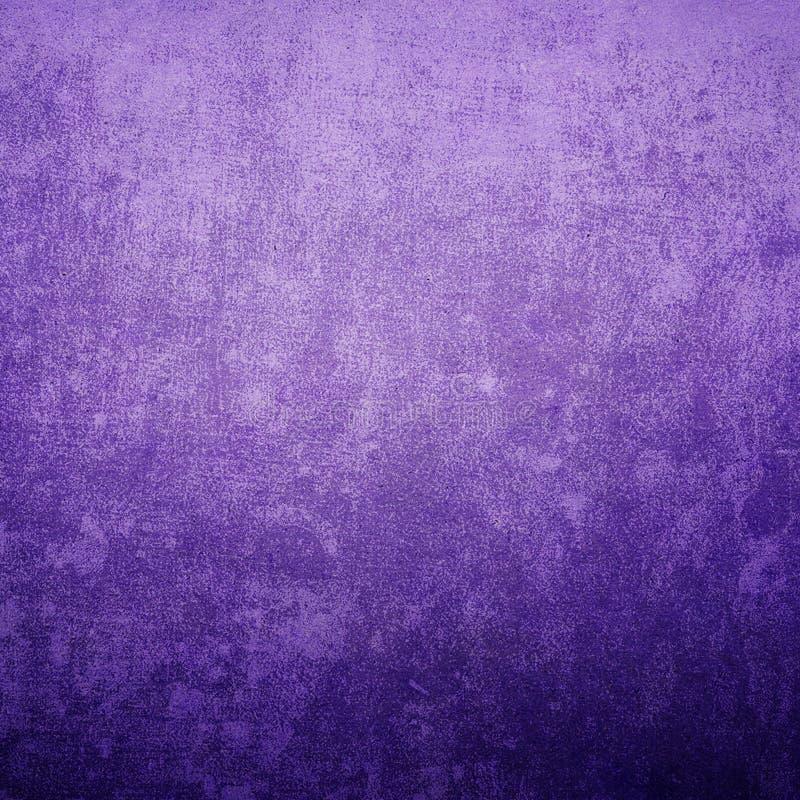 Fondo púrpura del extracto de la textura del Grunge con el espacio para el texto stock de ilustración