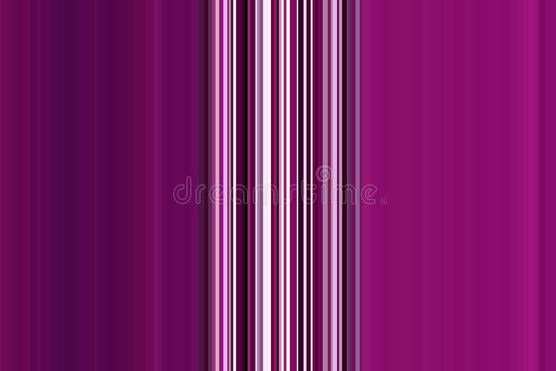 Fondo púrpura Modelo del diseño del arte Ejemplo abstracto del brillo con diseño brillante de la pendiente Rayas inconsútiles col stock de ilustración