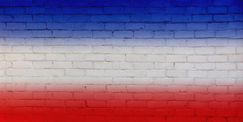 Fondo patriottico creativo astratto fotografia stock libera da diritti