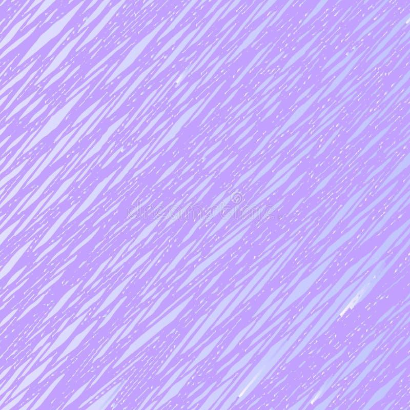 Fondo pelado diagonal de la lila stock de ilustración
