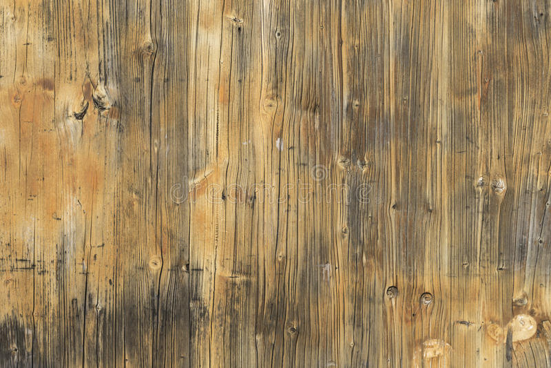 Fondo piano marrone di legno di struttura immagine stock