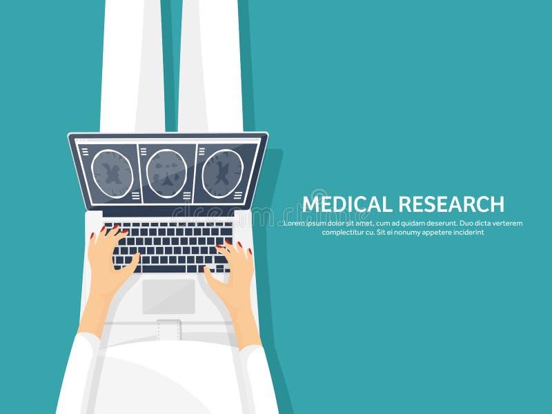 Fondo piano medico Sanità, pronto soccorso, ricerca, cardiologia Medicina, studio Ingegneria chimica, farmacia royalty illustrazione gratis
