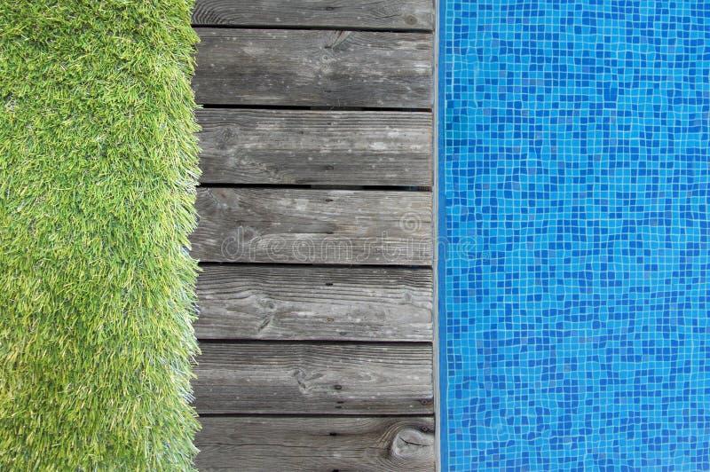 Fondo - piscina imagen de archivo libre de regalías