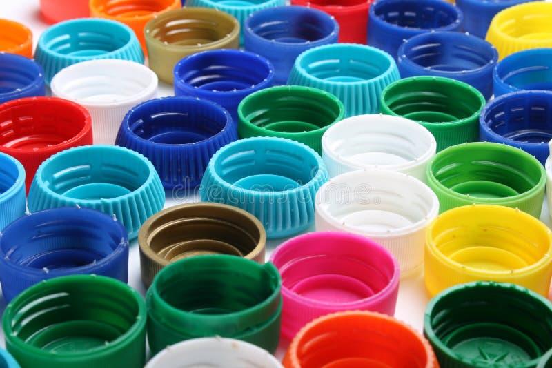Fondo plástico foto de archivo libre de regalías