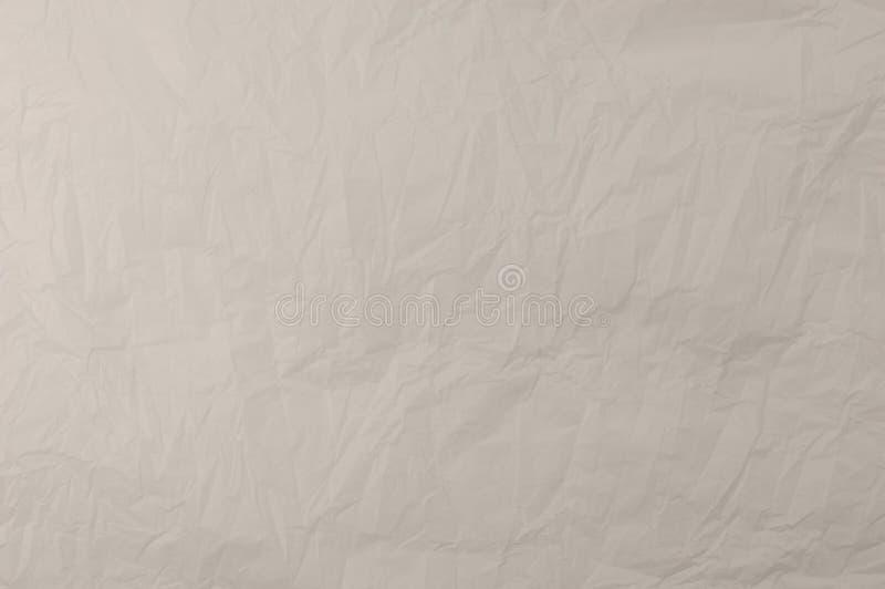 Fondo plástico arrugado de la textura fotografía de archivo