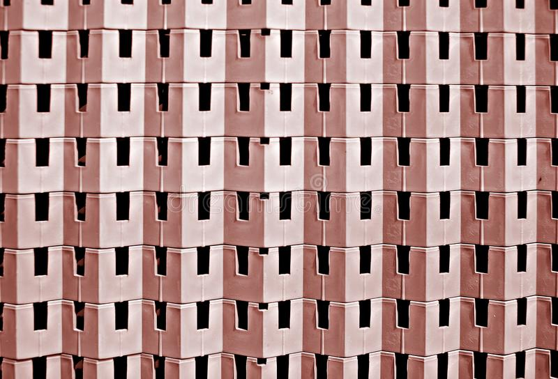 Fondo pl?stico abstracto fotografía de archivo libre de regalías
