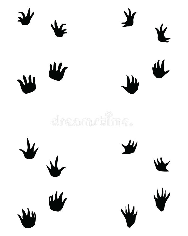 Fondo poligonal incons?til del modelo libre illustration