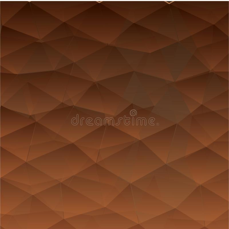Fondo poligonal texturizado extracto - El fichero del vector ilustración del vector