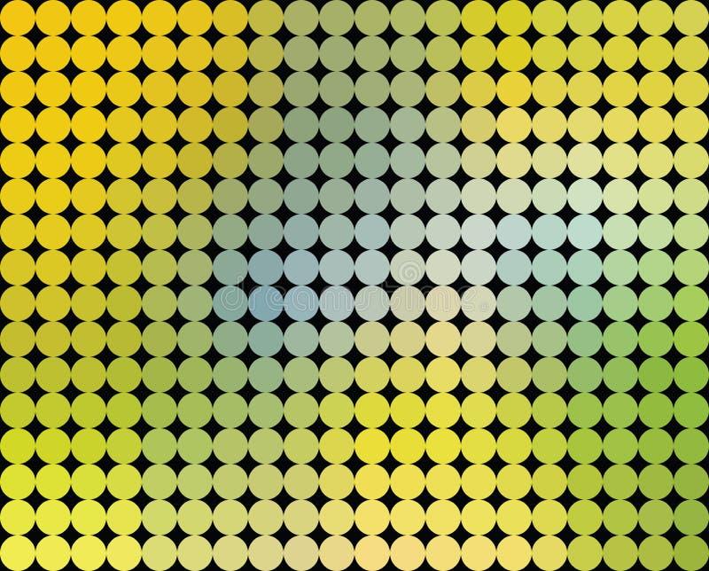 Fondo polivinílico bajo caleidoscópico del mosaico del estilo del triángulo imagen de archivo libre de regalías