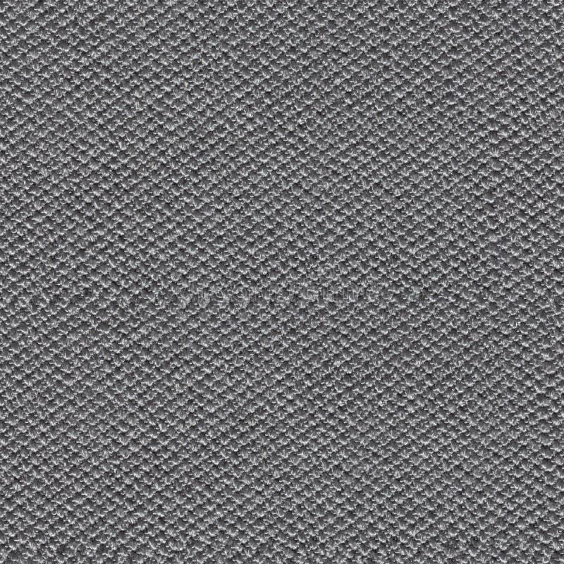 Fondo preciso del tessuto nel tono grigio adorabile fotografia stock