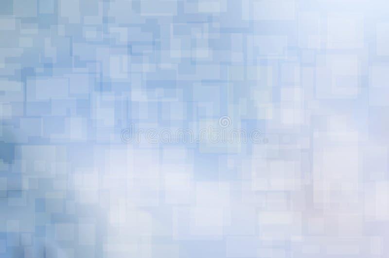 Fondo quadrato blu fotografia stock libera da diritti