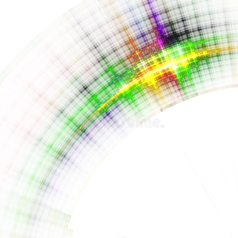 Fondo radial abstracto imagen de archivo libre de regalías