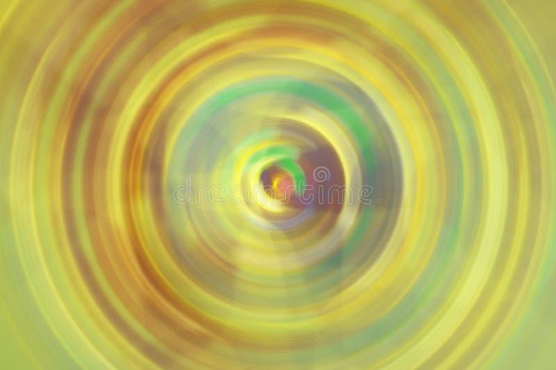Fondo radial abstracto de la falta de definición imagen de archivo