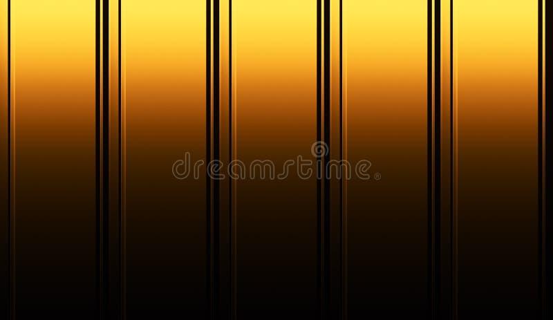 Fondo realistico della barra di metallo Prodotto metallico della cella di prigione del ferro di lerciume illustrazione di stock