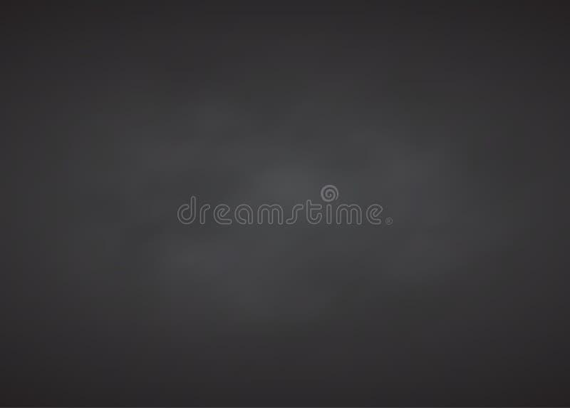 Fondo rectangular de la forma de la pizarra negra fotografía de archivo libre de regalías