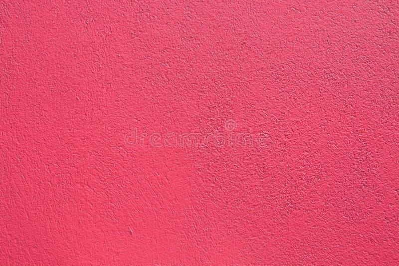 Fondo rojo de la textura de la pared fotografía de archivo