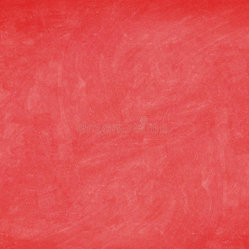 Fondo rojo de la textura - primer de la pizarra imagen de archivo