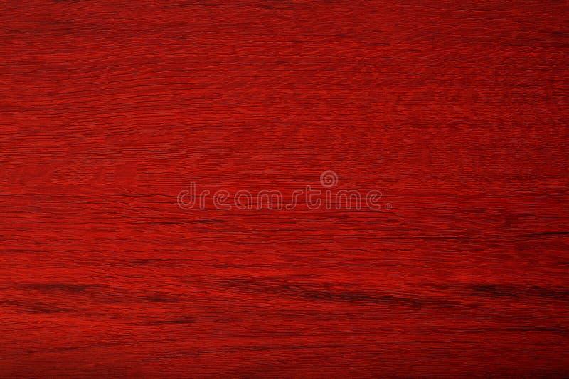 Fondo rojo de madera de la textura imagenes de archivo
