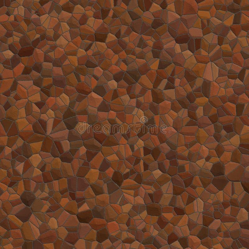 Fondo rojo oscuro de la pared de piedra fotos de archivo