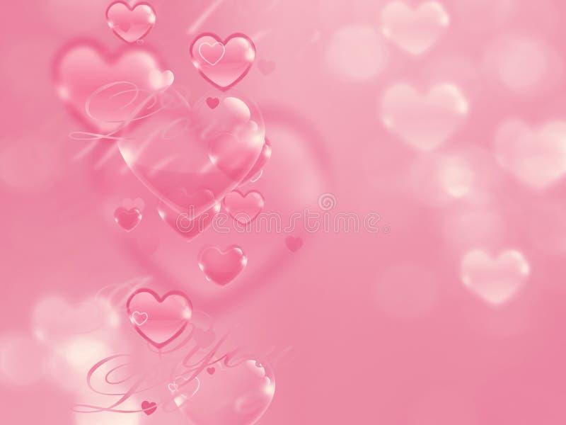 fondo romántico libre illustration