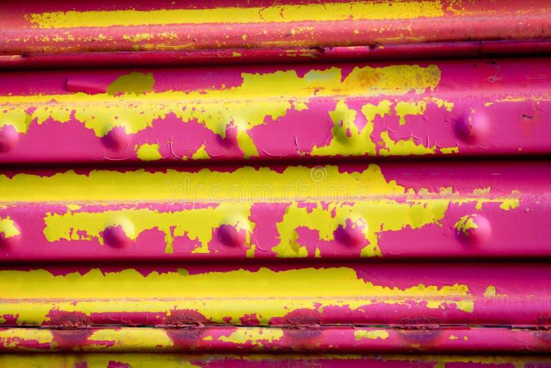 Fondo rosa del ferro immagini stock libere da diritti